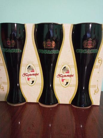 Пивные бокалы для коллекционера