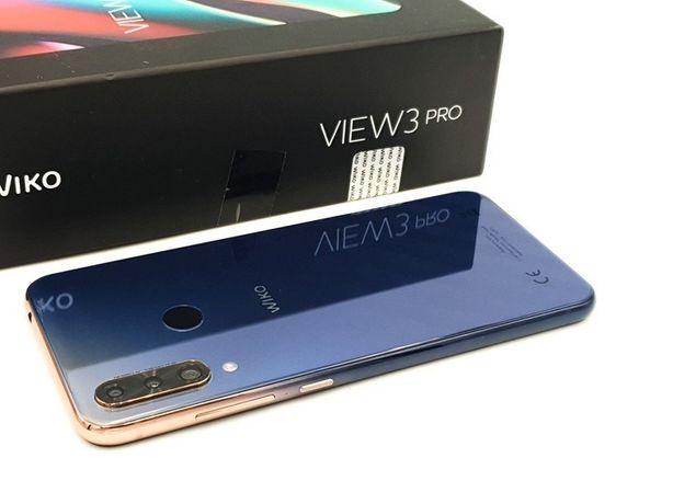 Wiko View 3 Pro stan idealny faktura gwarancja