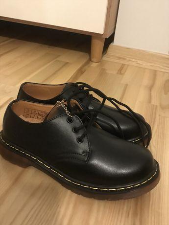 MARTENSY nowe orginalne buty pół buty DR. MARTENS