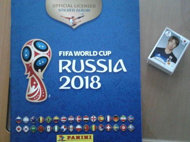 Russia 2018 fifa world cup Panini