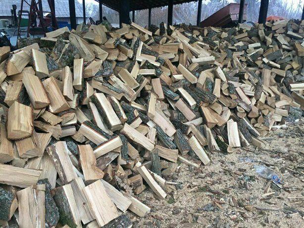 Продам дрова дуб! Доставка БЕСПЛАТНАЯ Киев и область! от 4 куб.