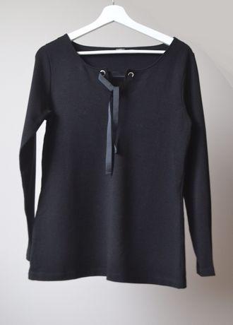 Стильное черное платье испанской марки