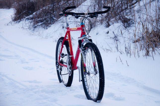 Велосипед мтб old mtb fix fixed шоссер шоссейник гревл 26