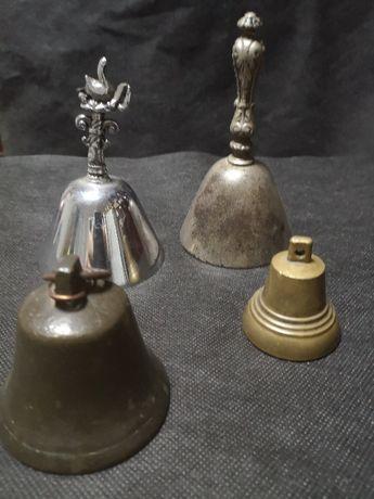 Dzwon dzwonek dzwonki kolekcja Antyk