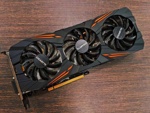 Видеокарта Gigabyte GeForce GTX 1070 G1 Gaming 8Gb GDDR5/Гарантия