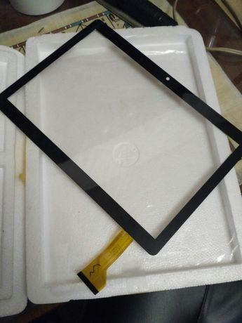 Cенсор, тачскрин GY-10016B-02 для планшета, цвет черный.