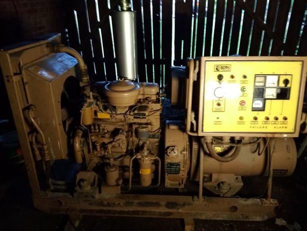 Agregat prądotwórczy Andoria 40kW FABRYCZNIE NOWY