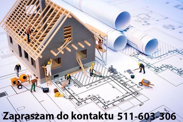 Usługi budowlane, budowy domów, Wolny termin 2020