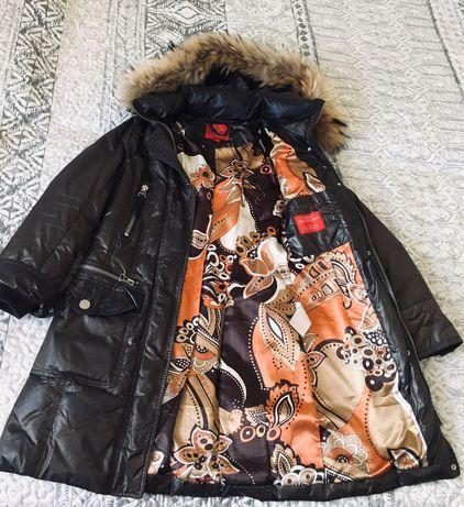 Пуховик, пальто зимнее тёплое