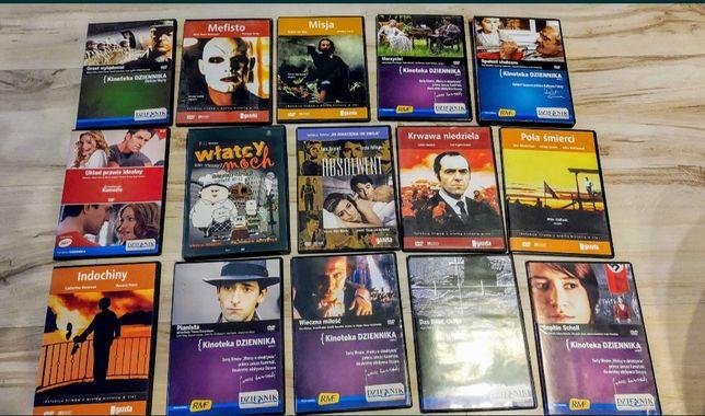 Filmy DVD taniec, karate, horror, dramat, komedia itd