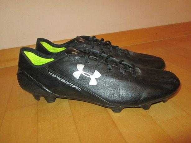 Buty piłkarskie ,skórzane UNDER ARMOUR rozmiar 47