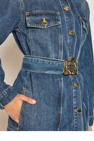 Pinko kurtka jeansowa