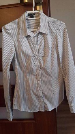 Koszule białe ORSAY i AMISU 3 szt. XS/S