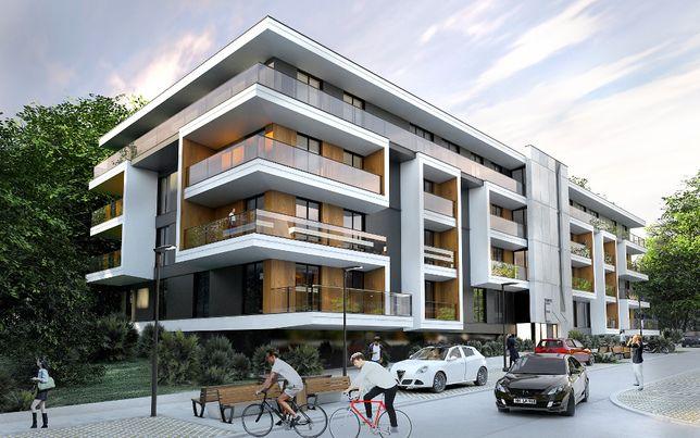 Mieszkanie 53,90 m2 - 3 pokoje , nowa inwestycja w Pabianicach