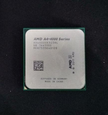 Процессор AMD A4 4000