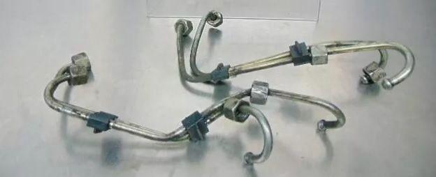 Conjunto Tubos Bomba Inject Citroen Ax (Lucas)