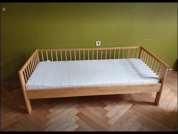 Łóżeczko + materacyk IKEA 170x70