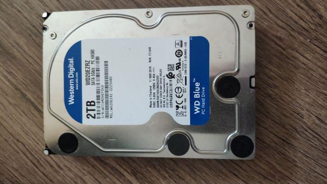 Жесткий диск Western Digital Blue 2TB 5400rpm 64MB 3.5 SATAIII