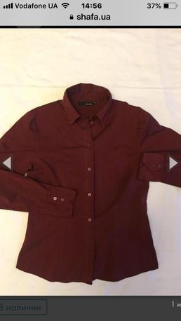 Супер блуза рубашка жен раз XS (42)