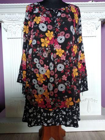 Женская блуза большого размера одежда большого размера