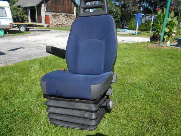 Fotel kierowcy pneumatyczny