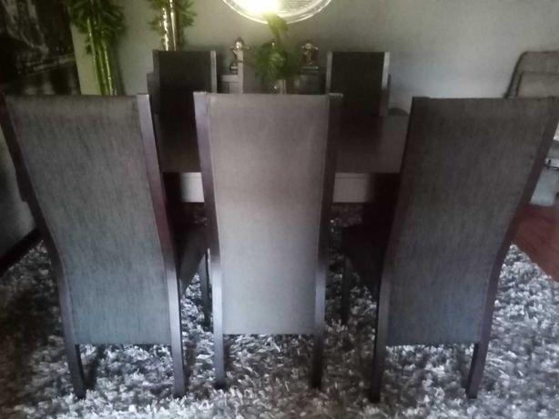 Mobília de sala Wengue