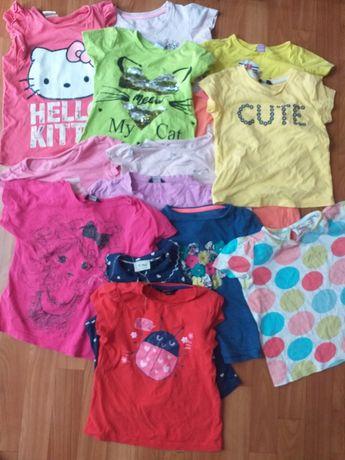 Пакет вещей на девочку 4 года
