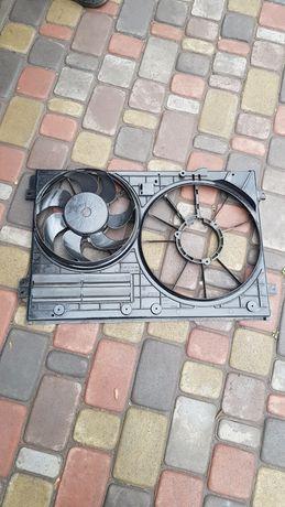 Вентилятор охлаждения Volkswagen CC