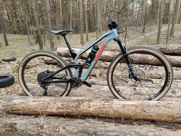 Трейловий карбоновий велосипед Radon SKEEN TRAIL CF 10.0