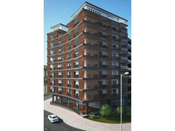 Apartamento duplex T3+1 (5 ass.) NOVO com TERRAÇO PANORÂM...