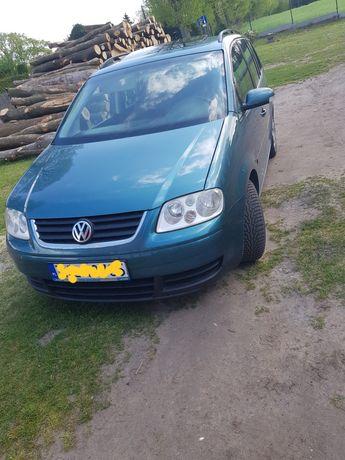 Volkswagen touran 2,0 FSI