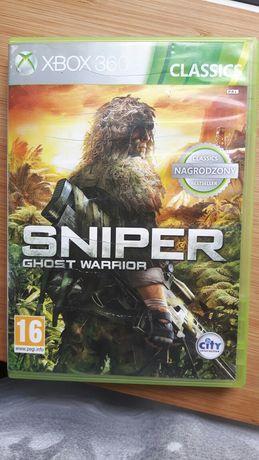 Xbox sniper gra