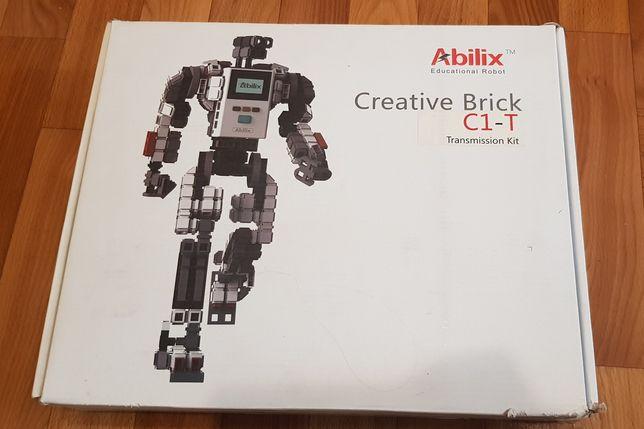 Интерактивный робот конструктор абиликс