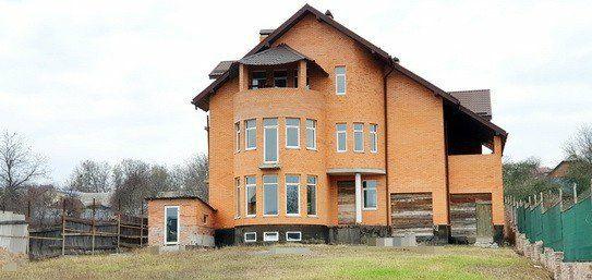Без % Продам дом с.Иванковичи 612м.кв.