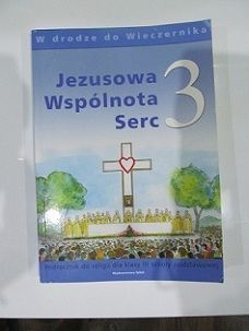 """Religia kl.3 s.p""""Jezusowa Wspólnota Serc"""" WAM"""