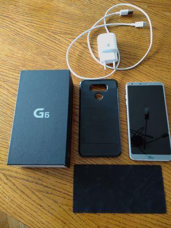 Lg G6 jak świeżo otwarty