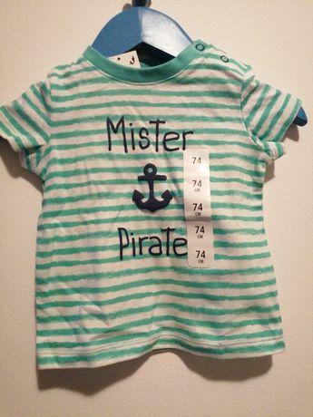 T-shirt Mr Pirata