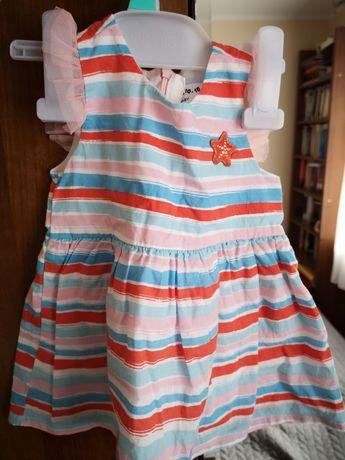 Sukienka marki 5 10 15 w rozmiarze 74.