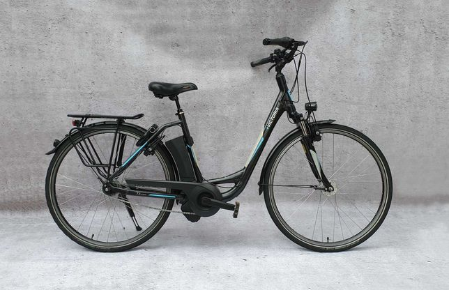 Rower elektryczny eVictoria 7.5 Urban (bliźniaczy do Kalkhoffa Agattu)