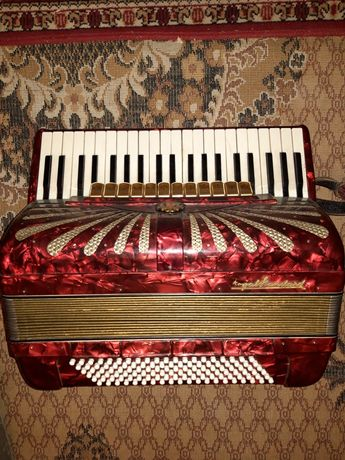 Akordeon Royal Standard 120 basów z futerałem