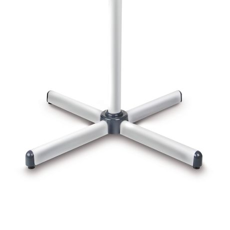 4 колпачка и насадка, кожух для опоры, стойки напольного вентилятора.