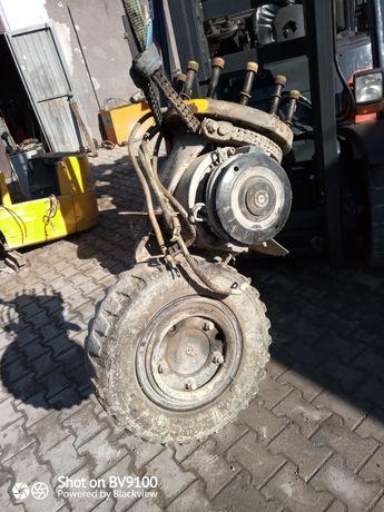 R50-15 Silnik z kołem i inne części