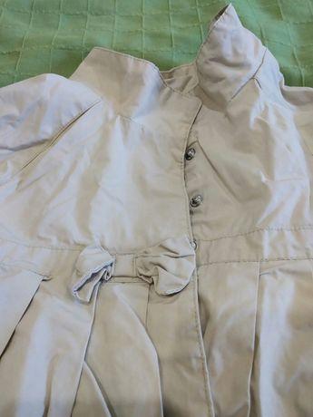 Плащ пальто куртка осенняя H&M