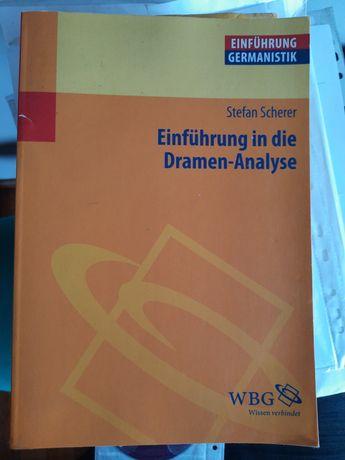 Einführung in die Dramen-Analyse. Scherer. Germanistyka.