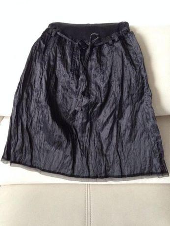 czarna spódnica ciążowa 9fashion