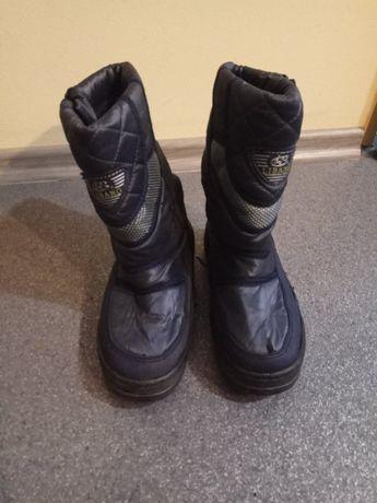 Sprzedam buty zimowe śniegowce rozm.35