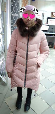Зима пальто,пуховик