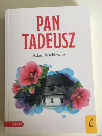 Pan Tadeusz lektura