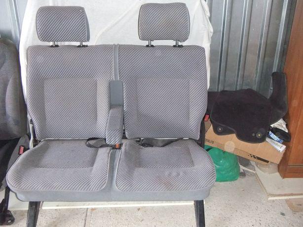 Fotel-Ławka-Kanapa 2-Osobowa z Podłokietnikiem składana Volkswagen T4