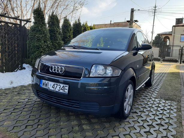 Sprzedam prywatne Audi A2 1.4